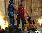 Модели игроков Mortal Kombat