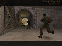 Скриншот с тёмки de_dust2