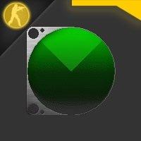 Скачать простой радар с антисимметрией для Сounter Strike 1.6