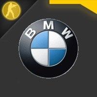 Скачать радар виде логотипа BMW для Counter Strike 1.6