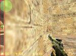 """Видим противников за стеной в """"коробке"""" de_dust2"""
