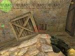 Слепим туннель на входе с базы терроров