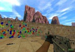 """Скачать спрайт """"Следы пуль - Paintball Bullets"""" для Counter Strike 1.6"""