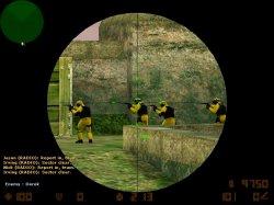 Скачать снайперский AWP прицел для Counter-Strike 1.6