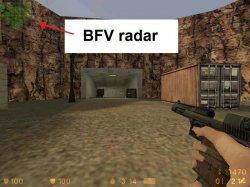 Любишь Battlefield?? Тогда скачай радар из Battlefield для Counter Strike 1.6