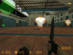 Скачать красивые спрайты взрыва гранаты для Counter Strike 1.6