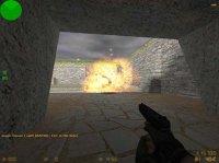 Скачать очень красивые вспышки взрыва гранаты для CS 1.6