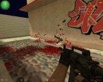 Спрайт: много крови в игре Counter-Strike 1.6