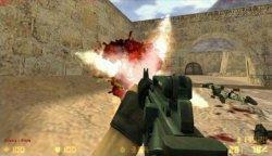 Скачать спрайт который добавит крови для Counter Strike 1.6