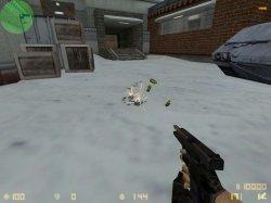 Скачать невидимые вспышки выстрелов для Counter Strike 1.6