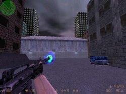 Скачать спрайты красивых трехцветных вспышек выстрелов для Counter Strike 1.6