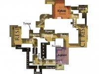 Overview карты de_hell