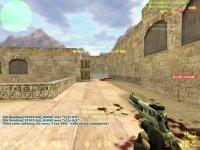 Скриншот: зига на de_dust2