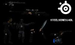 Скачать модели SteelSeries для CS 1.6