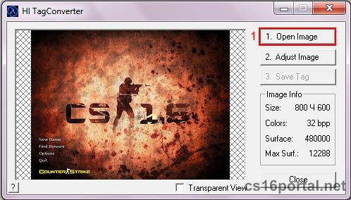 Скачать программу для создания лого ...: cs16portal.net/soft/210-hltagconverter-programma-dlya-sozdaniya...