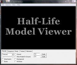 ������� HL Model Viever ������ � ����� � ���������