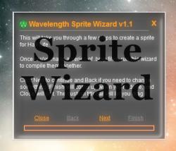 Скачать Sprite Wizard