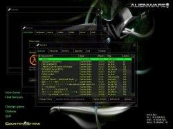Скачать Alienware GUI для КС 1.6