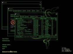 Скачать Razer GUI для CS 1.6